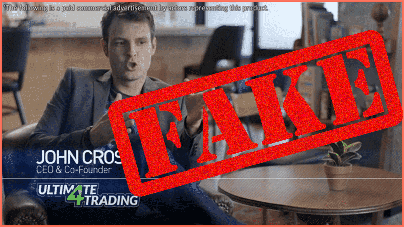 John Cross de Ultimate4Trading no existe