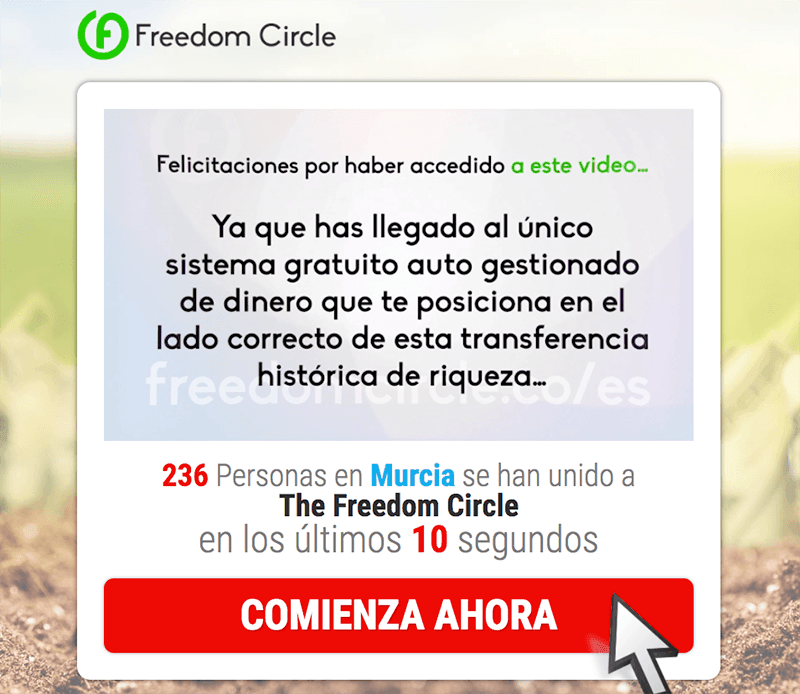 SCAM Freedom Circle
