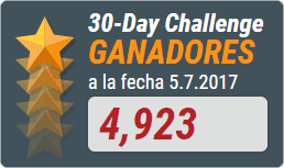 Sistema 30 Day 30K Challengue no es gratis