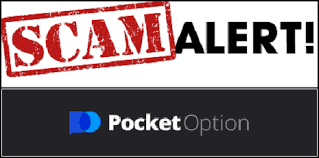 Estafa Pocket Option: sinónimo de estafa 100%
